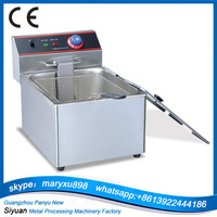 commercial multipurpose deep fryer for sale with CE certification
