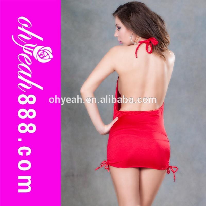 Red Open Back Skater Dress Open Back Gilrs Red Dress
