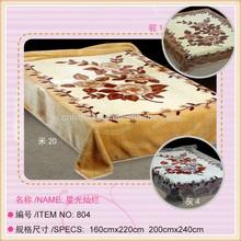 Super Soft Coral Velvet Fleece Blanket Soft Warm Big Size Pet Puppy Dog Cat Baby