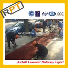 road construction Colored Pavement Cold Asphalt Mix product