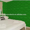 Interior decoración de la pared papeles de la pared decoración para el hogar