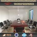 Recipiente casa pré-fabricada/sala/wc/cozinha/casa container escritório