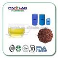 Precio de fábrica de alimentos / cosmética / grado de medicina de semilla de uva orgánica del precio del petróleo