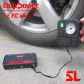 Boltpower compresor de aire 400 amp saltar del coche arranque puente/de alimentación cargador de batería