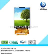 1.77 inch tft 128x160 MCU lcd display