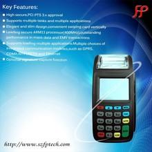 EFT handheld mobile handheld pos machine with ethernet use in restaurant