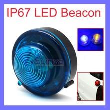 Support 2700KG Crush Resistant LED Emergency Beacon Roadside Kit