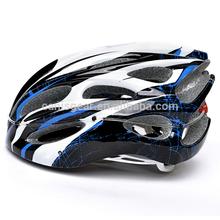 Sunshine Aerodynamic PVC shell black high density EPS foam bicycle helmet