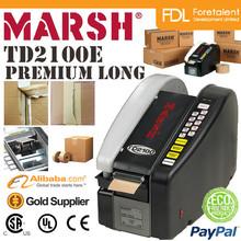 Marsh TD2100 E Semi Automatic Table Top Tape Staples Dispenser