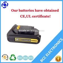 Hot sale! Dewalt power tools lithium Dewalt 20v battery