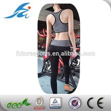 Custom Fitness/Skin tight knit OEM/ODM wholesale women sport wear fitness and yoga wear