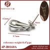 RenFook factory direct sale 925 sterling silver charming pendant necklace plain type