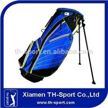 2015 Custom New arrival Nylon material golf bags manufacturer