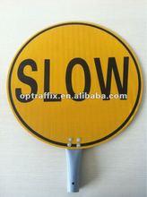 Reflective Stop slow bat for Australia
