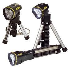 Professional 6 LED Tripod Flashlight