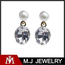 Fabulous and cheap women's accessories wholesale rhinestone earring