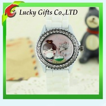 silicone watch strap silicone jelly led watch for girl gift