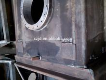 professional steel welding fabrication AWS certified welders