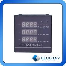 Programmable multifunction volt ampere meter volt amp watt meter rs485 power meter