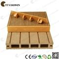 Fabricado na china não- piso antiderrapante para o quintal
