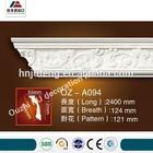Home decor Polyurethane foam crown molding\/ pu cornice