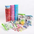 Jc jalea/un paquete de dulces,/snack alimentos bolsas de embalaje, envoltura de chocolate de la película