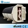 venda quente novo design cicuta exterior barril jardim casa canadian tire sauna