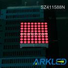 1.5 Inch 8*8 Dot Matrix LED Display Red Color