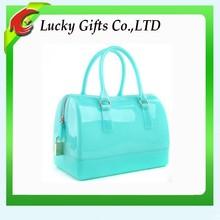 Beautiful Silicone Bag New Style Fashion Ladies Handbags