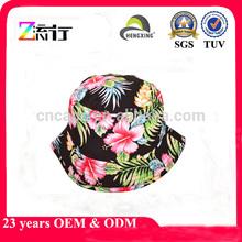 custom made fashion funny print pattern bucket hat boonie hat