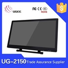 Ugee manufacturer UG2150 USB 2048 levels 21.5 inch display screen for editing