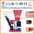 Producto de nueva tecnología en china eco brava pequeño arcilla bloque que hace la máquina