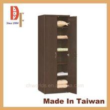 Hot sale Taiwan small cheap DIY wardrobe clothes closet cabinet