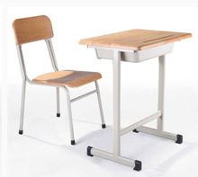 (SP-J229) Wholesale school chair and table used school furniture for sale