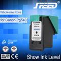 La nueva versión del cartucho de tinta para canon pg-540 con el ce certifiecate