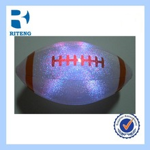 new sports supplies LED PVC inflatable beach rugby ball