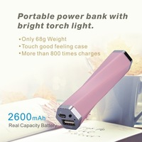 2600mah Mini Power Bank Backup Mobile Phone External Battery for Nokia