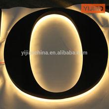 al aire libre utilizado costomized diseño eléctrico de diseño de logotipo