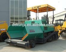 118kw 6.0M XCMG RP602 Asphalt road paver machine