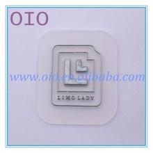 2015 OIO Bright Fashion Functional & PVC label for garment &bag