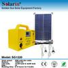 factory directly sale solar panel home lighting kits 130w polycrystalline