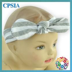 Bulk Infant Baby Knotted headband Toddler Kids Fabric Headband Large Fabric Bow Headband