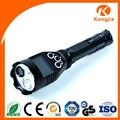 À prova d ' água de segurança da polícia 3 W 200 Lumens Led lanterna tocha Camera