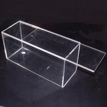 2015 high end brand acrylic candy box for supermarket