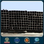 factory galvanized gal square steel tube bending