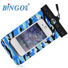 2015 ipx8 Waterproof bag case,co-friendly pvc phone bag waterproof case for phone 6 plus