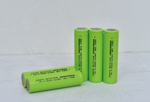 pure ternary high discharge rate Li-ion battery 18*65mm 2000mAh for electric vehicles