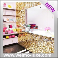 2015 Sequin Wall Panel Decor For House