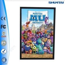 China wholesale diy poster lightbox display