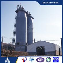 lime line oil distilled Lime kiln production line